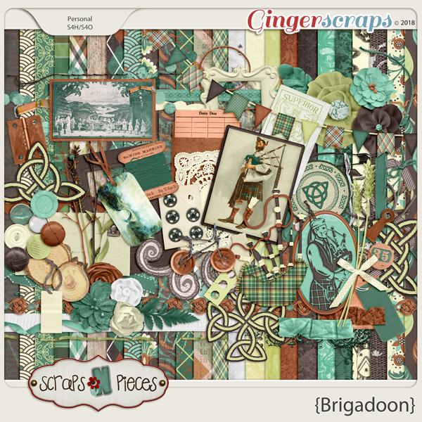 Brigadoon kit by Scraps N Pieces