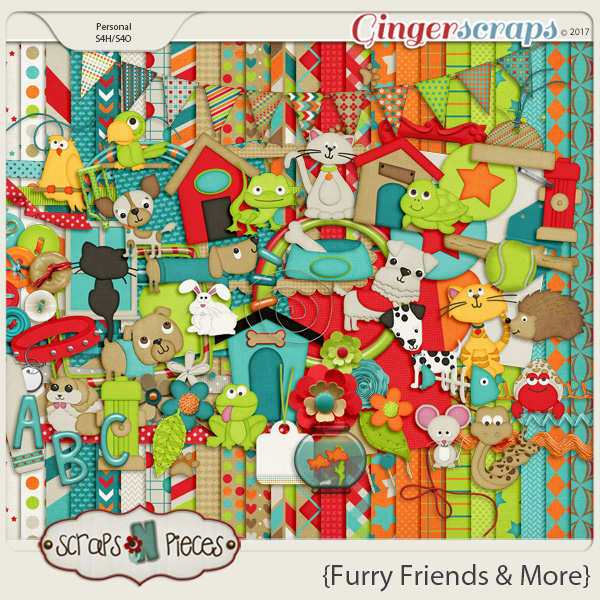 Furry Friends And More