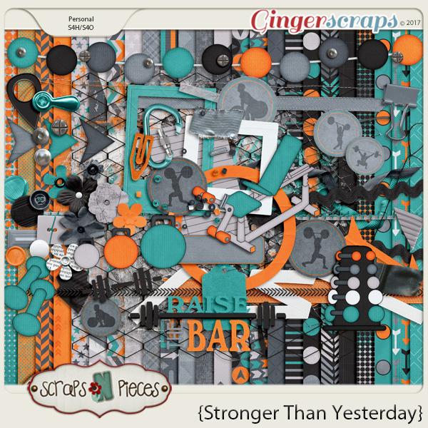 Stronger Than Yesterday