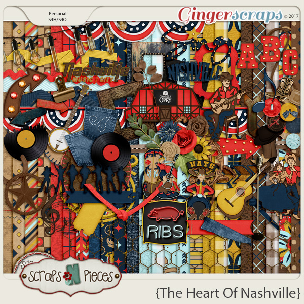 The Heart of Nashville
