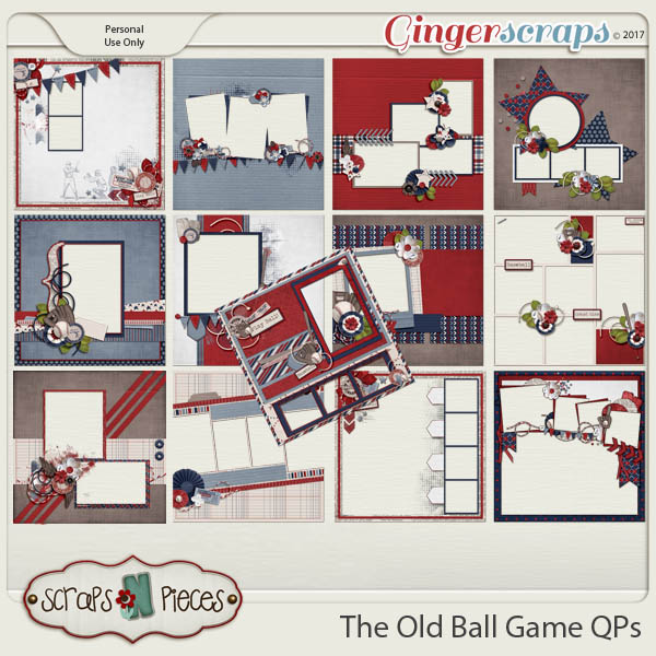 The Old Ball Game Quick Pages