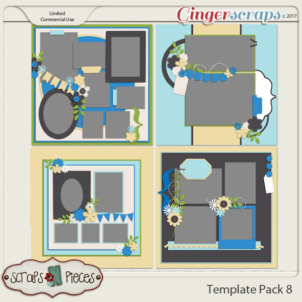 Template Pack 8