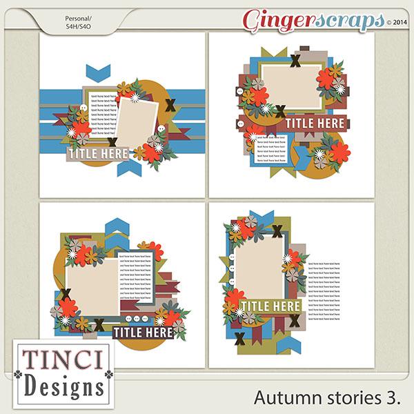 Autumn stories 3.