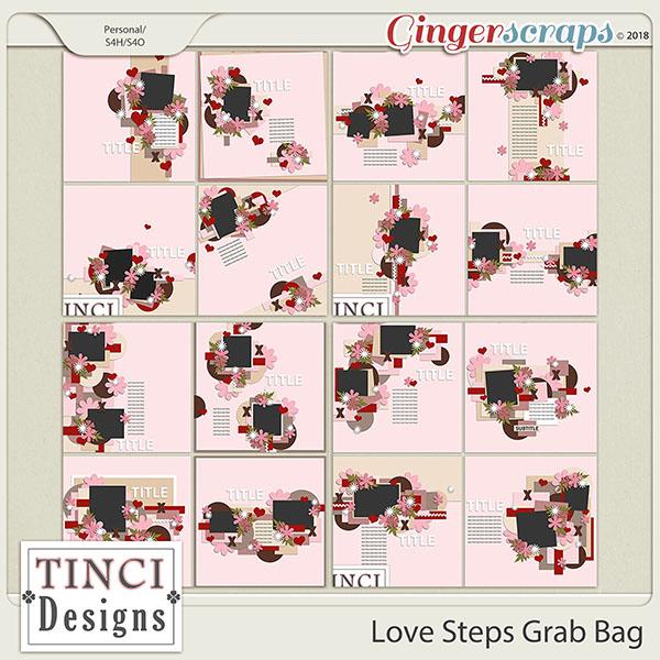 Love Steps Grab Bag