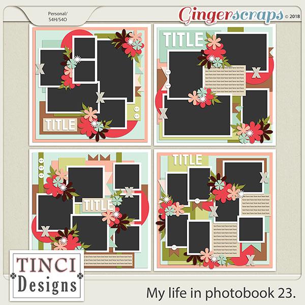 My life in photobook 23.