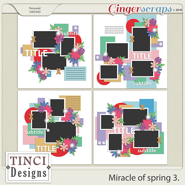 Miracle of spring 3.