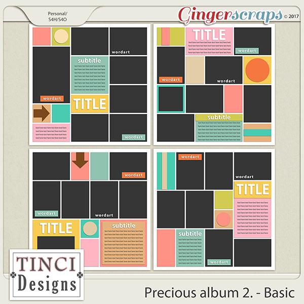 Precious album 2. - Basic