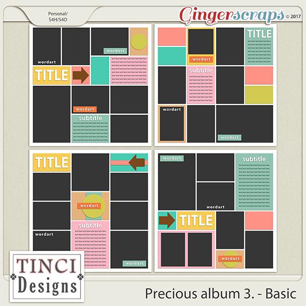 Precious album 3. - Basic