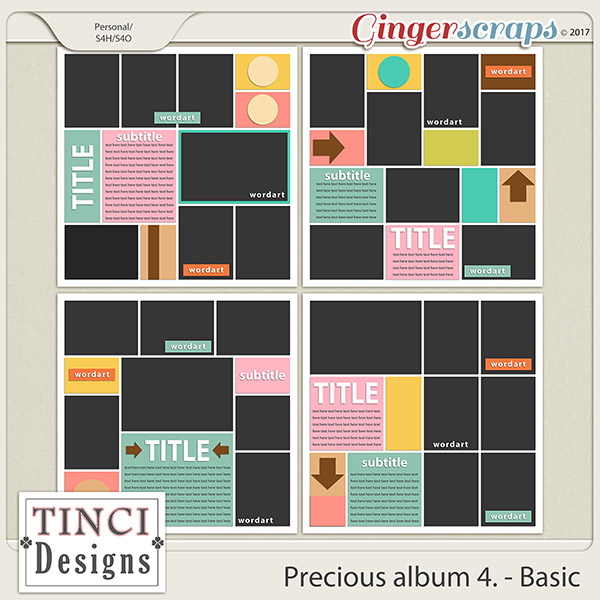 Precious album 4. - Basic