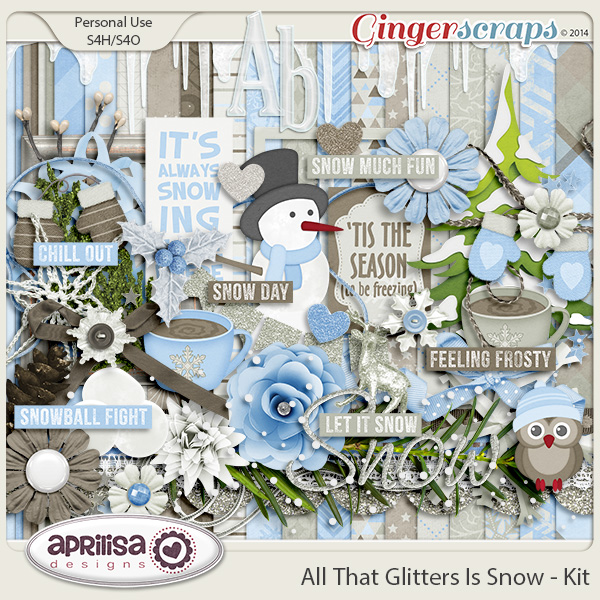 All That Glitters Is Snow - Kit