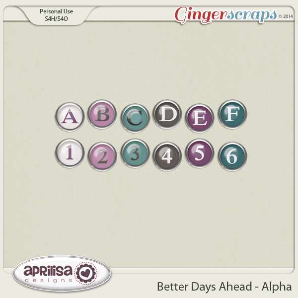 Better Days Ahead - Alpha