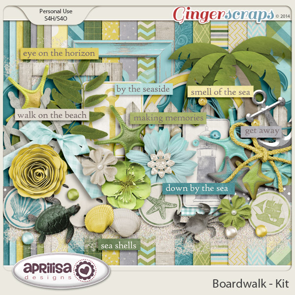 Boardwalk - Kit