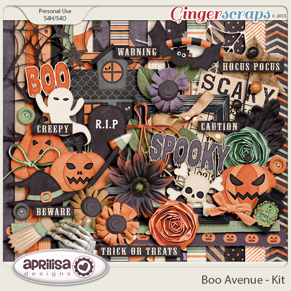 Boo Avenue - Kit