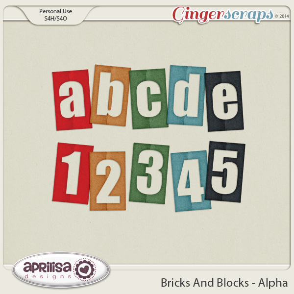 Bricks And Blocks Alpha