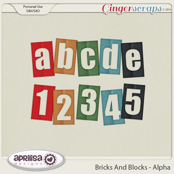 Bricks And Blocks Alpha