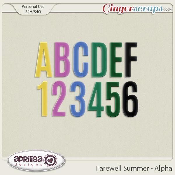 Farewell Summer - Alpha