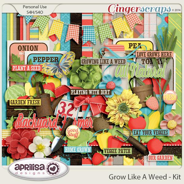 Grow Like A Weed - Kit