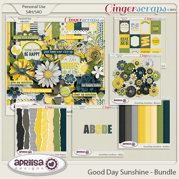 Good Day Sunshine - Bundle by Aprilisa Designs
