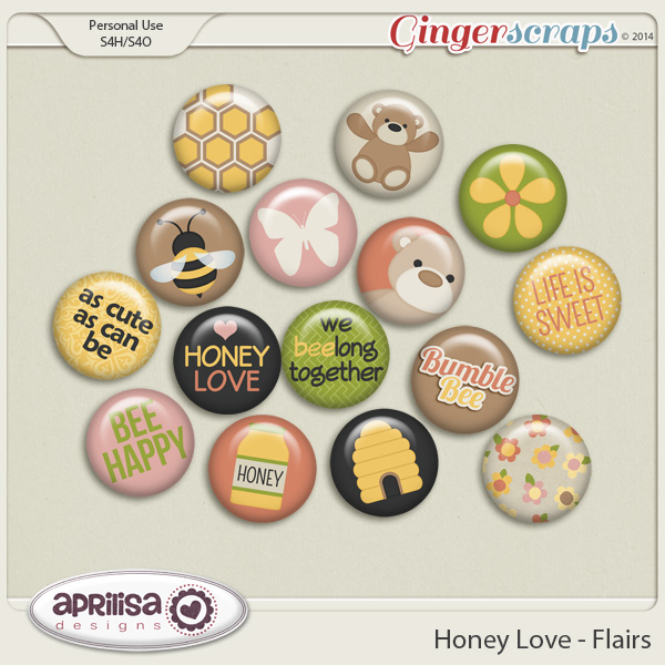 Honey Love - Flairs