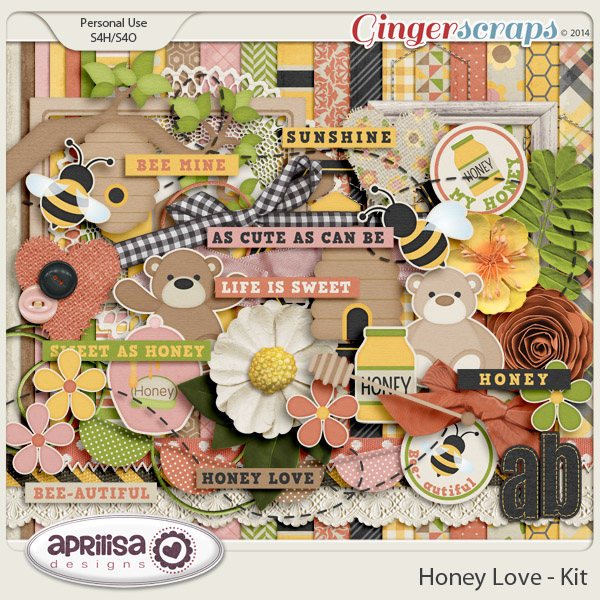 Honey Love - Kit