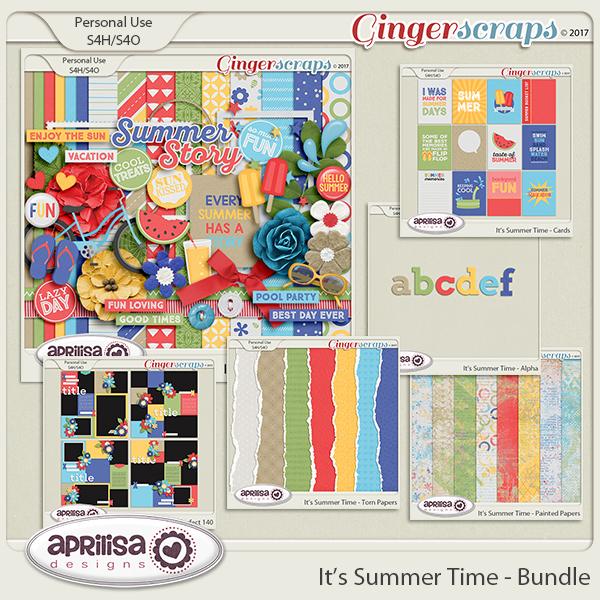 It's Summer Time - Bundle