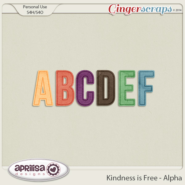 Kindness Is Free - Alpha