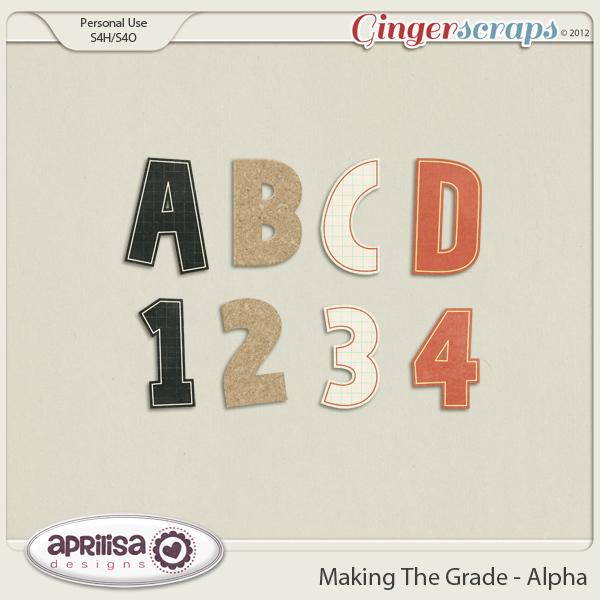 Making The Grade - Alpha