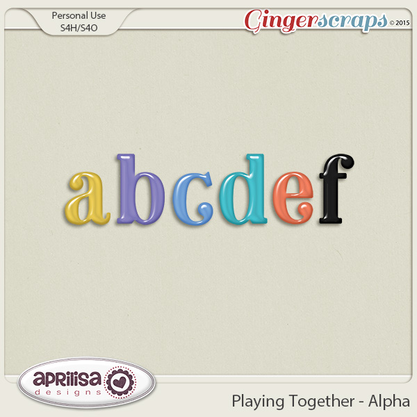 Playing Together - Alpha