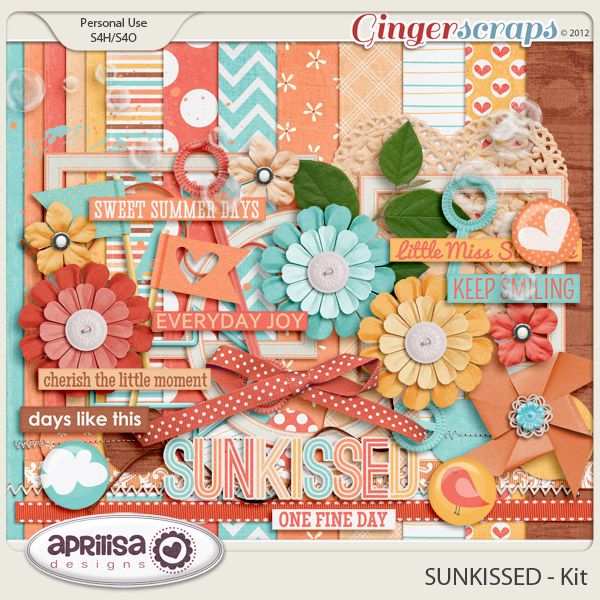 SUNKISSED Kit by Aprilisa Designs