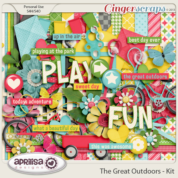 The Great Outdoors - Kit