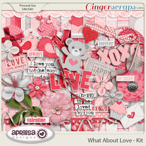 What About Love - Kit