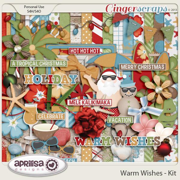 Warm Wishes - Kit