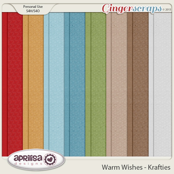 Warm Wishes - Krafties
