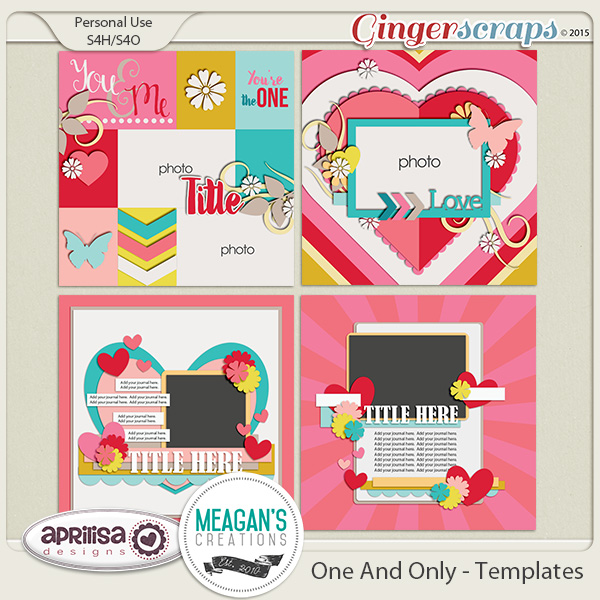 One And Only - Templates