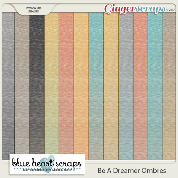 Be A Dreamer Ombre Papers