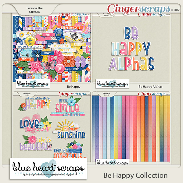 Be Happy Collection Bundle