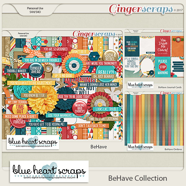 BeHave Bundled Collection