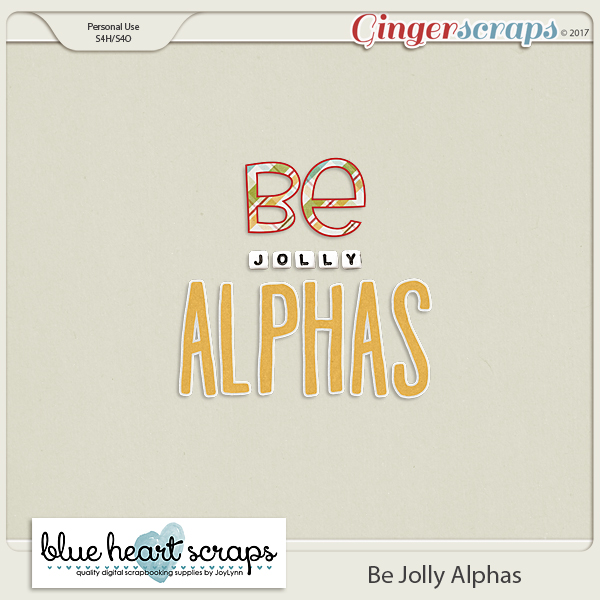 Be Jolly Alpha Pack