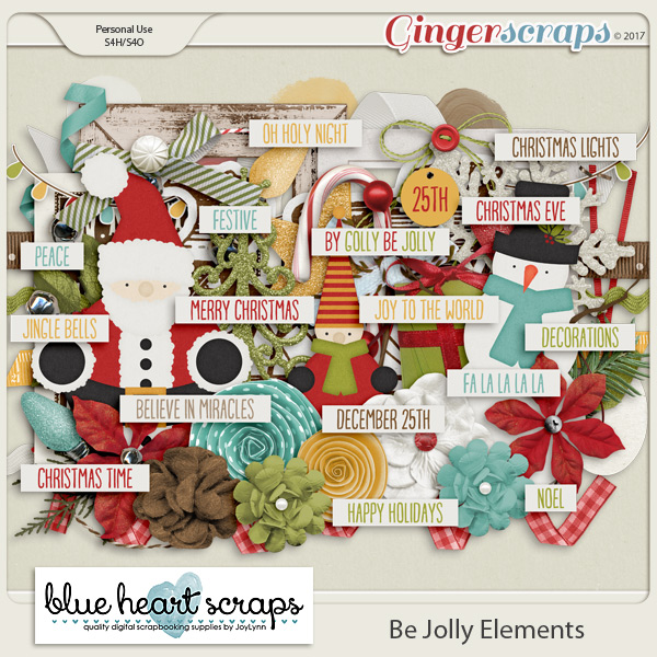 Be Jolly Elements