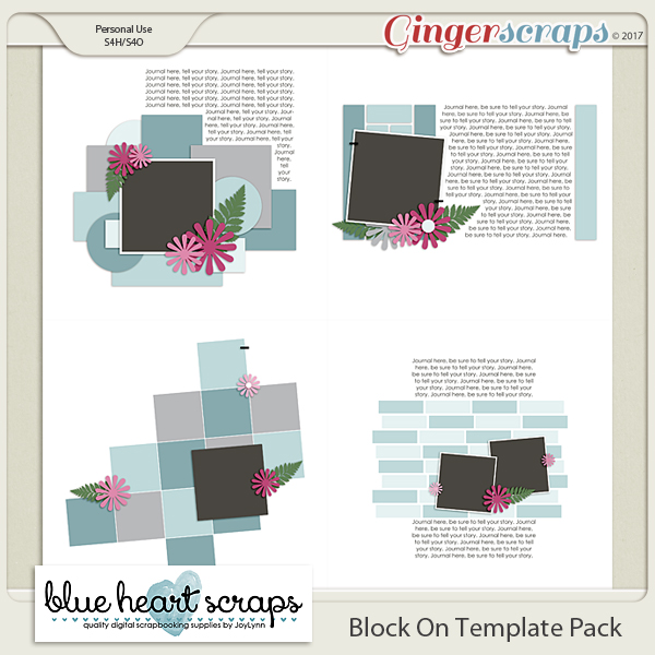 Block On Template Pack