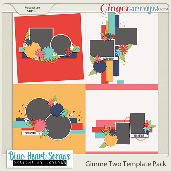Gimme 2 Template Pack