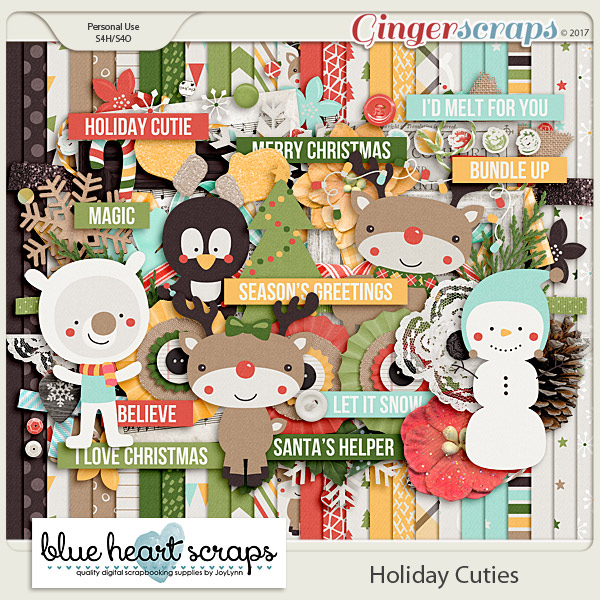 Holiday Cuties KIt