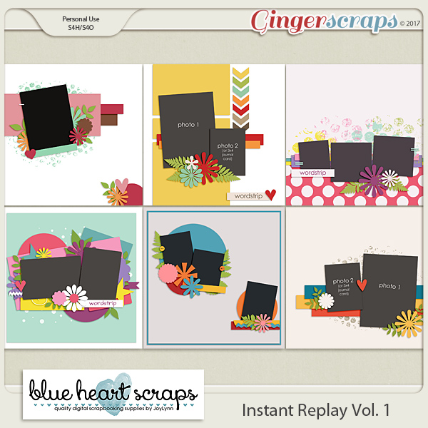 Instant Replay Vol. 1