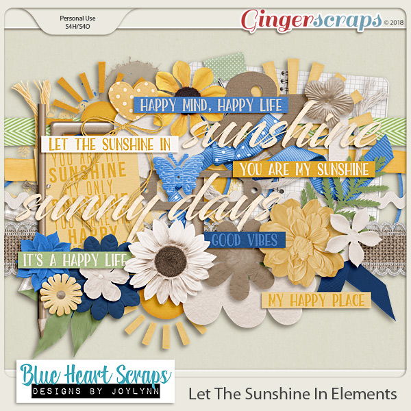 Let The Sunshine In Elements
