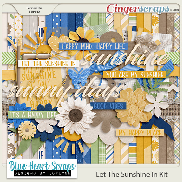Let The Sunshine In Kit