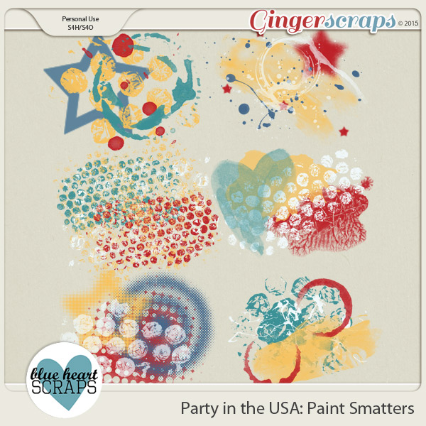Party in the USA Smatters