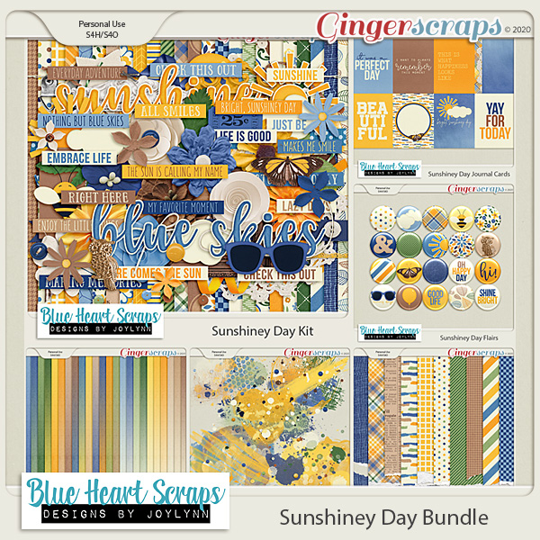 Sunshiney Day Bundle Pack