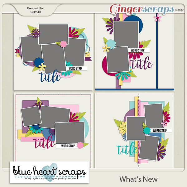 What's New Template Pack