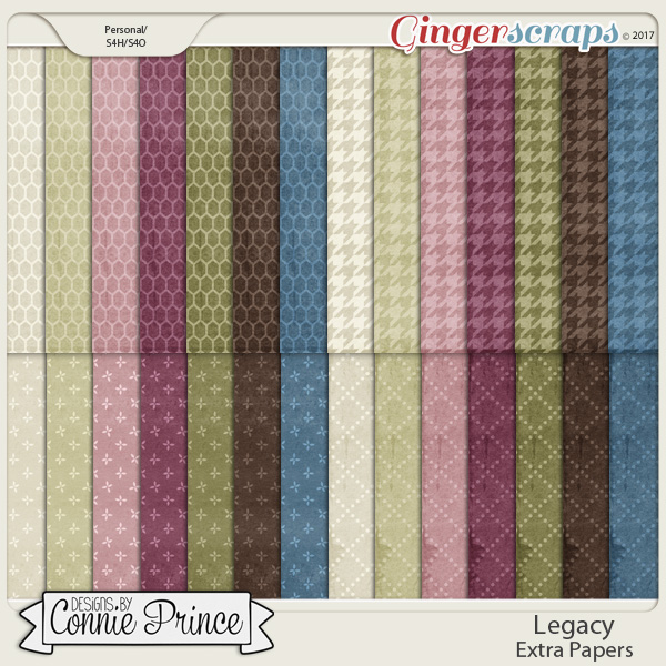 Legacy - Extra Papers