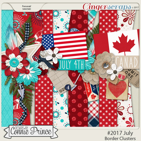 #2017 July - Border Clusters